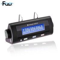 Portable Car Mp3 Player Handsfree Batteries Wireless music player Bluetooth Car Speaker Receiver Kit Clip radio para carro