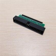 3,5 до 2,5 жесткий диск компьютера Адаптер карты Riser IDE 40Pin до 44 Pin 1 шт