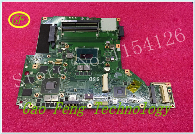 Laptop Motherboard FOR MSI MS-17591 SR15E CPU DDR3 non-integrated N15P-GX