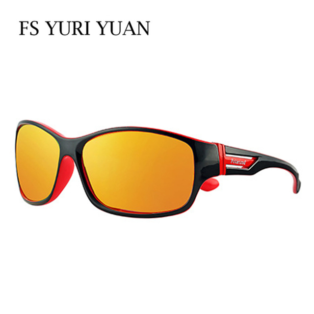 47b9ff99b1 Cheap FS YURI YUAN Men Sport Polarized Glasses Cycling Eyewear Bicycle  Glass MTB Bike Bicycle Riding