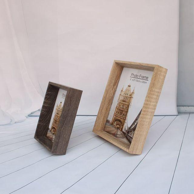Happy Gifts Vintage Photo Frame Home Decor Wooden Wedding Casamento ...
