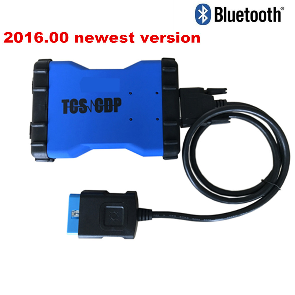 2018 Newest 2016.0 Software Obd Obd2 Scan TCS CDP Pro Plus NEW VCI Multiple Color For Car Truck OBDii  Diagnostic Tool-in Code Readers & Scan Tools from Automobiles & Motorcycles