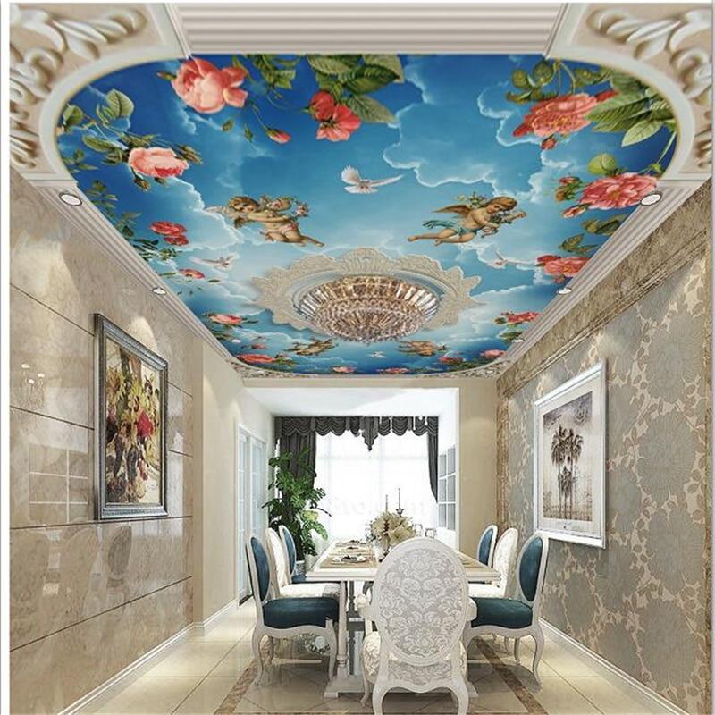 Flight Tracker Beibehang Ktv Clothing Store Wallpaper Night Bar Personalized 3d Mosaic Decoration Ceiling Fresco Wallpaper Papel De Parede Painting Supplies & Wall Treatments Home Improvement