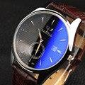 Мужские часы YAZOLE  брендовые роскошные часы с синим стеклом  кварцевые модные мужские часы  reloj de hombre montre homme 2020