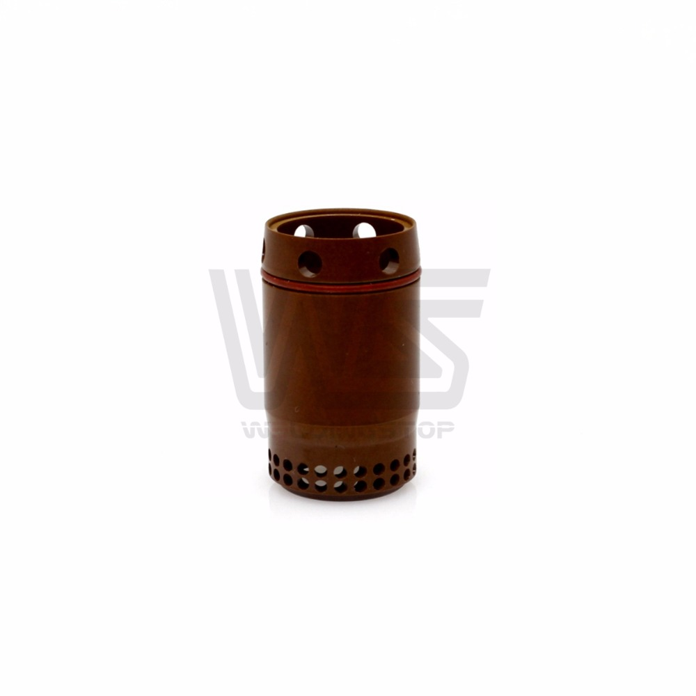 Ref: WS 220997 Swirl Ring Plasma Torch Aftermarket Consumables For 125A Torch