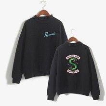 BTS men's hoodies winter jacket personality round collar women's fashion sportswear men's and women's Street clothing