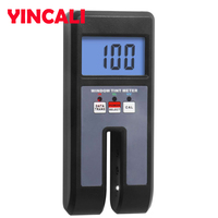 Digital Window Tint Meter WTM-1300 measures the transmittance of ultraviolet light visible light infrared light Range 0~100%