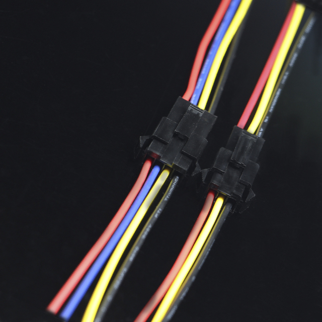 2 54 Sm Connector Connector Led Toy Signal Power Wire Harness Hole Core Male Female Butt_640x640 aliexpress com buy 2 54 sm connector connector, led toy signal Female Different Wires at gsmportal.co