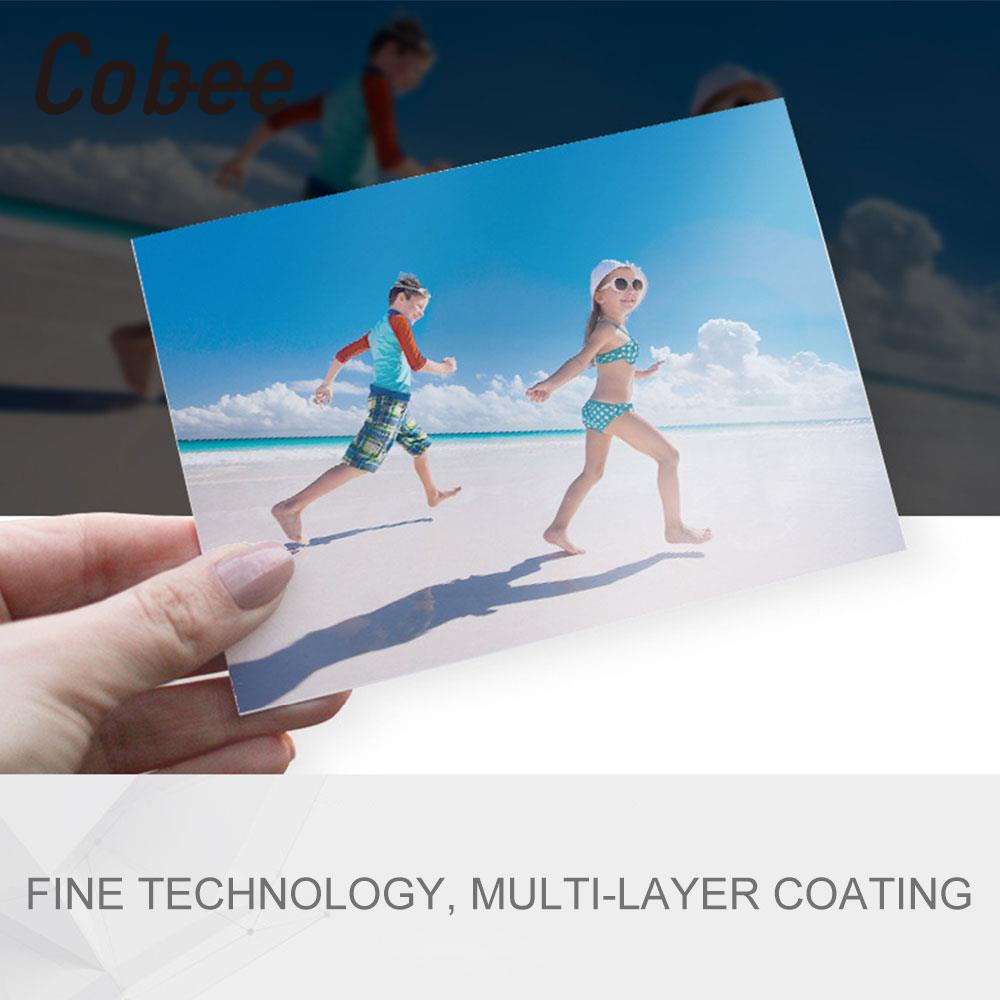 For 4R Printer Photo Paper Paper Glossy Printing Paper for Inkjet Color Printer Convenient Office