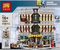 2017 nueva lepin 15005 2232 unids jp30004 grand city creator emporio kits de edificio modelo bloques de juguete ladrillo compatible 10211