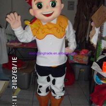 Новое поступление игрушка-Герой мультфильма История Джесси талисман костюм для взрослых Забавный костюм персонажа