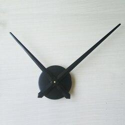 Gorąca sprzedaż 3d zegar ścienny kwarcowy zegarek igły zegary diy salon martwa natura naklejki dekoracyjne horloge murale Metal dial