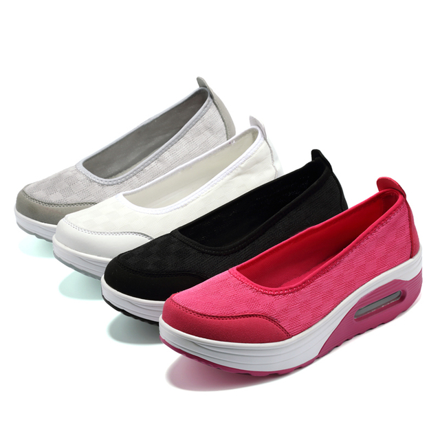 Platform Shoes - 4 Colors 1