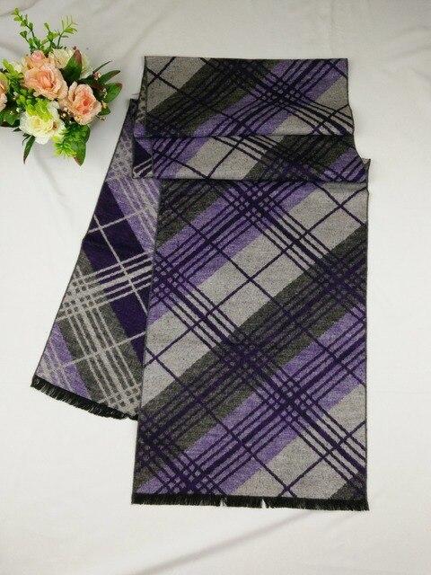 Новое поступление мужчины шарфы роскошный высококачественный сорт марка дизайнер флис платок длинные шарфы 30 * 180 см мода платки бесплатная shipping-6