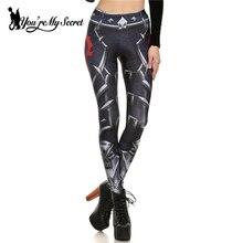 2016 New Design Primavera Verão WOW DA HORDA Legins Popular Moda Leggins Impressos Mulheres Leggings(China (Mainland))