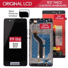 100% Tested Original 5.2 inch TFT 1920×1080 Display For HUAWEI P9 Lite LCD Touch Screen with Frame TD-LTE VNS-DL00 VNS-L23