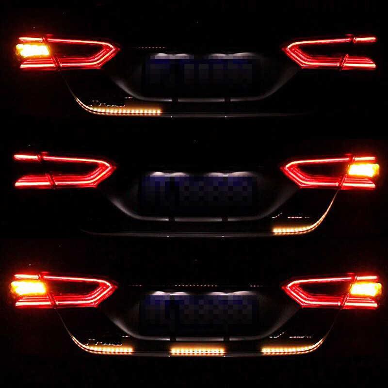 SNCN תא מטען רצועת אור LED רכב סרט דינמי זנב אורות עבור קלה לאדה Priora סטה XRAY Largus 4x4 granta ניבה מכירה לוהטת