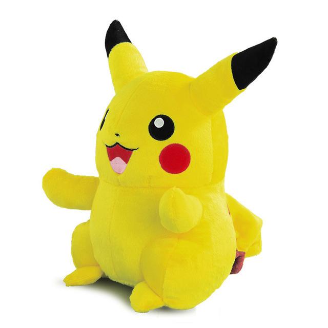 Niños Brinquedos Pokemon Anime Pikachu Juguetes de Peluche Con Las Etiquetas Muñeca Suave 30 cm New Japan Lindo de Dibujos Animados Juguetes de Películas y TV de Alta Calidad