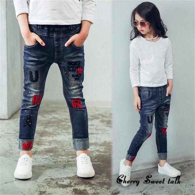 Child Jeans Spring Autumn...