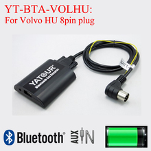 Yatour Bluetooth car kit music interface for Volvo HU radio