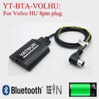 Yatour Bluetooth car kit musica interfaccia per Volvo HU radio