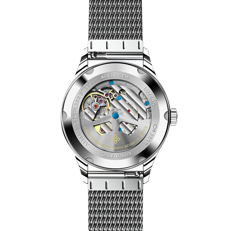 Agelocer Men Watch Swiss Luxury Famosa marca Relogio Masculino - Relojes para hombres - foto 2