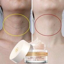 Daralis Brightening Neck Cream Anti Wrinkle Whitening Nourishing Repairing Neck Cream Tighten Neck Lift Neck Firming Face Cream