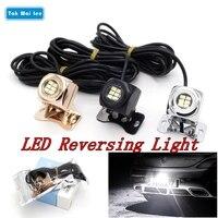 Tak Wai Lee 1Pcs 30W LED Reverse Tail Light Car Styling Source Golden Silver Black Body