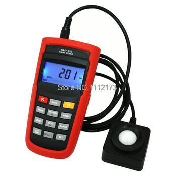 TASI TASI-632 Digital Light Meter Luxmeter Digital LCD Backlight PEAK-HOLD 50mS pulse light and DATA-HOLD features