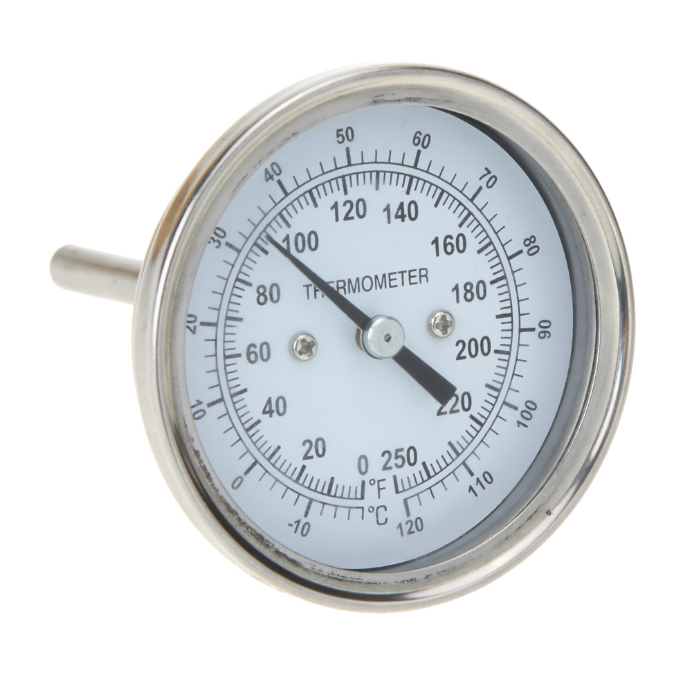 High Precision Thermometer Stainless Steel Oven Thermometer ...