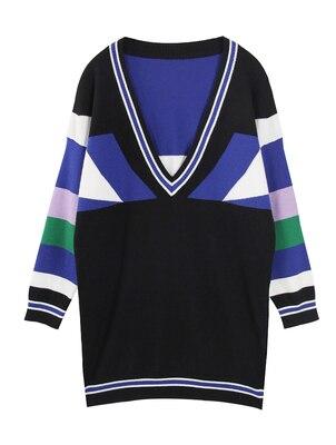font b women s b font cashmere sweater high quality celebrity fashion plus loose oversize