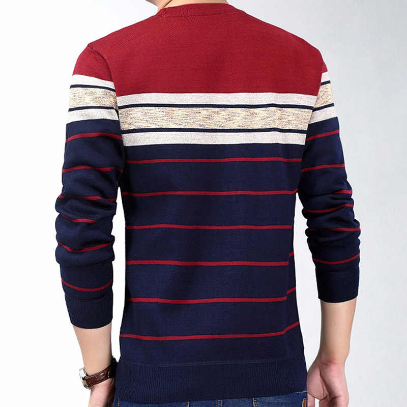 2019 Fashion Casual Kleding Sociale Fitness Bodybuilding Gestreepte T-shirts Mannen T-shirt Jersey Tee Shirt Trui Trui Camisa