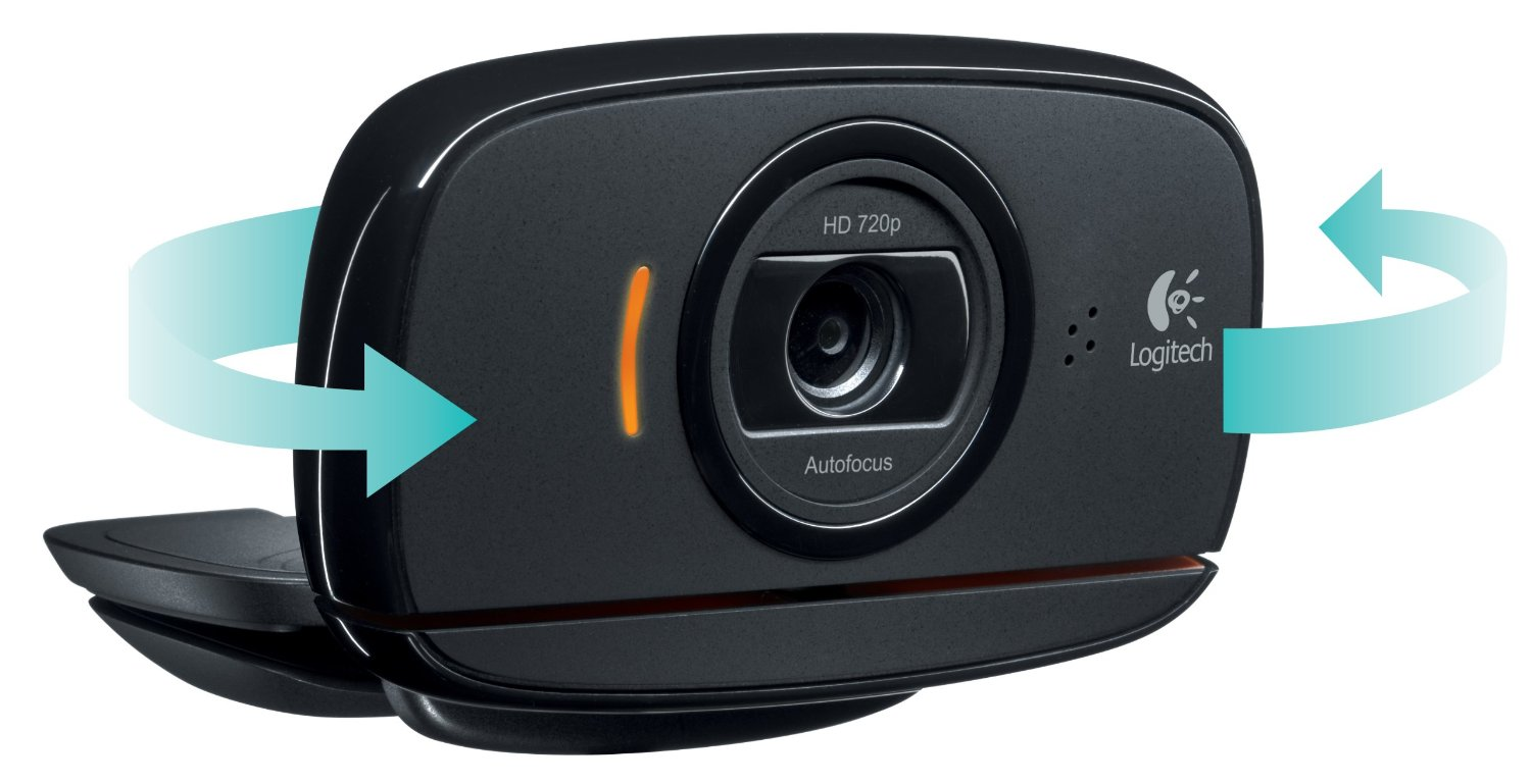 Logitech HD Webcam C525, Portable HD 720p Video Calling with ...