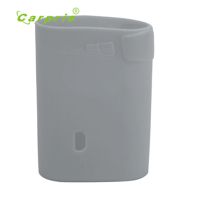 Carprie 新ファッションシリコン保護スキンケースカバー Smok G320 220 ワット/320 ワットグレー 17nov30