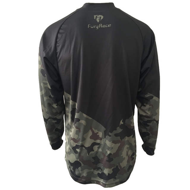 Camouflage Mountain Bike Shirts Cycling Maillot Mens MTB Clothing Motocross  Motorcycle Bicycle T-shirt Women s 0114fa5b8