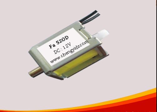 New Fa0520d Normally Closed Mini Solenoid Valve Micro