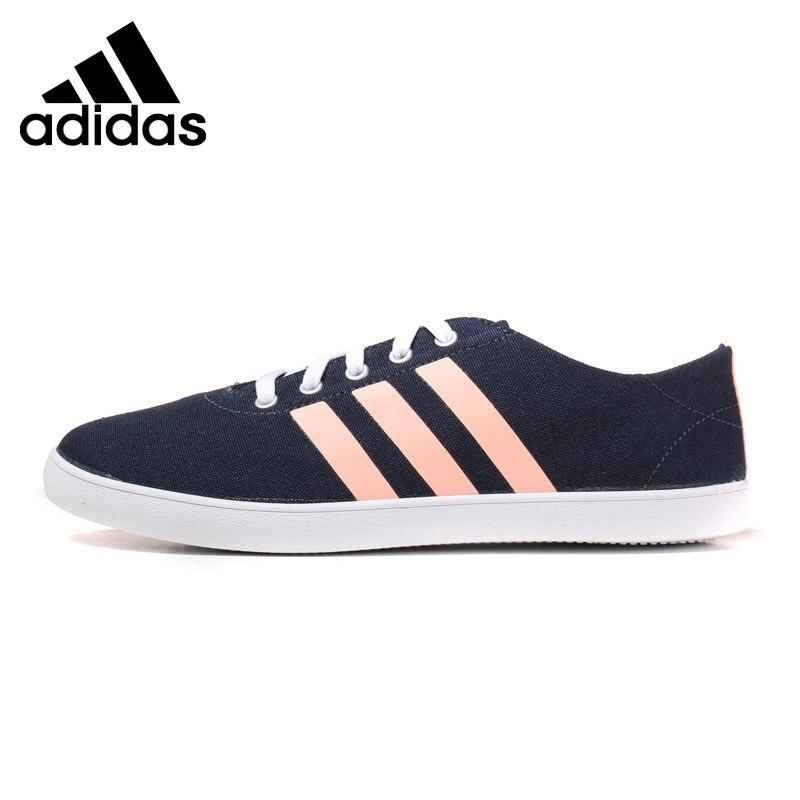Prix pour Original Nouvelle Arrivée Adidas NEO Étiquette Femmes de Planche À Roulettes Chaussures Sneakers