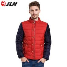 JLH 2017 New Winter Jacket Men Warm Coat Fashion Casual Parka Medium-Long Thickening Coat Men For Winter 70073