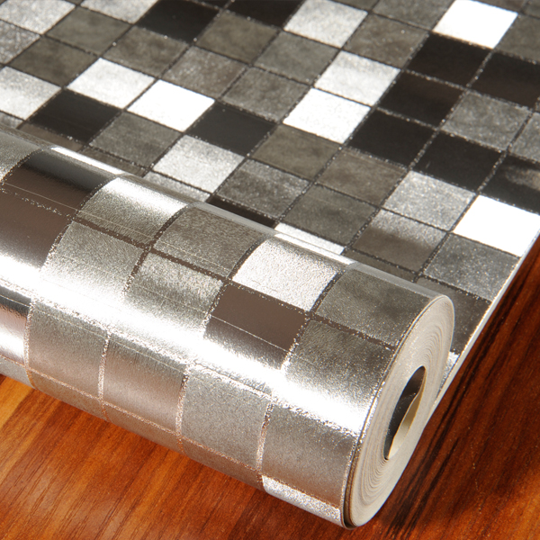Aliexpress : Mosaik Tapete Wasserdichte Stereo Plaid Qualität, Badezimmer  Ideen