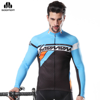 Soomom Ciclismo Hombre Hombre Sale Real Jerseys Cycling Clothing Mavic Quick Dry Bicycle Mtb Sport Breathable Training