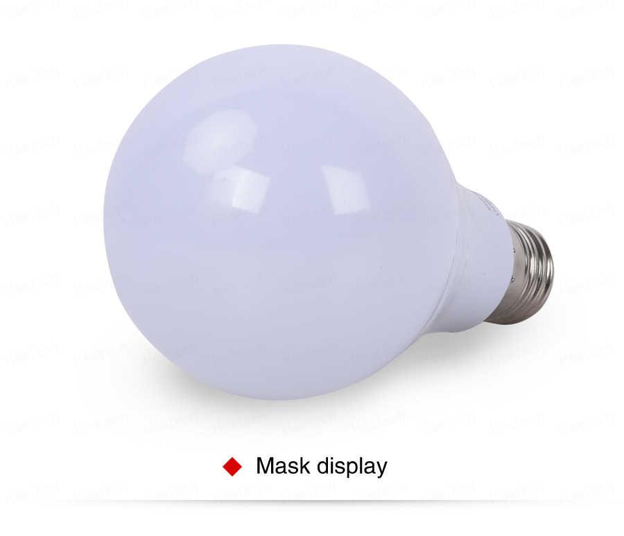 E27 LED Bulb 3W 5W 7W DC 12V Led Lamp 9W 12W 15W Lampada Led Bombillas Energy Saving Led Light for Outdoor Lighting
