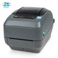 GX430 оригинальный самоклеящихся штрих-принтер GX430T label печатающей головки высокоскоростной термопринтер Desktop 300 Точек на дюйм штрих машина