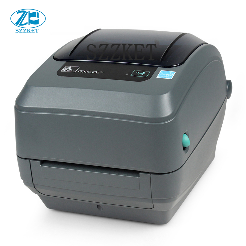 GX430 original auto adhésif imprimante à code barres GX430T étiquette tête d'impression haute vitesse imprimante thermique bureau 300 DPI machine à code barres-in Imprimantes from Ordinateur et bureautique on AliExpress - 11.11_Double 11_Singles' Day 1