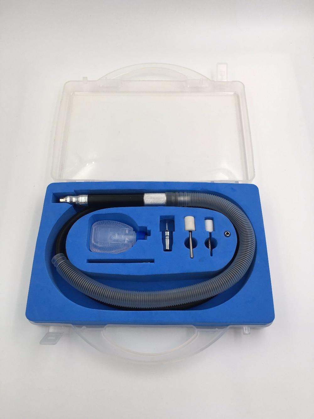 SAT7474 Pneumatic Micro Grinders 3mm Grinder High Speed Pencil Die Air Pressure Grinder Mini Sander Power Drilling Tools цена