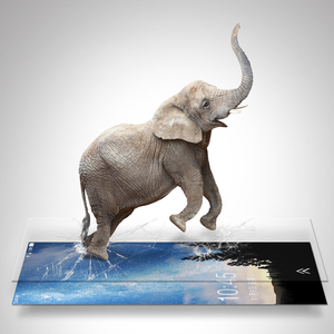 Image 4 - Protector de cristal para pantalla de móvil, película de vidrio templado para Huawei Mate 10 Pro 20 Lite Pro Honor X10 P40 Lite P30 Lite