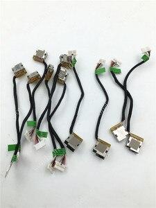 Image 1 - Câble Jack Original pour HP 15 A M16 P 15 AC M6 P113DX cc 799736 F57 799736 S57 799736 Y57 799736 T57