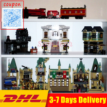 DHL Lepin  Movie Series 16012 16029 16030 16031 Education Building Blocks Bricks Model Toys 10217 5378 4842 4841