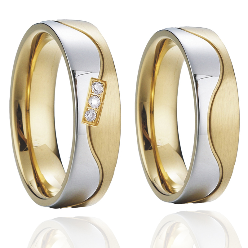 Marriage Silver Wedding Ring Design Mypic Asia