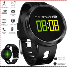 Sports activities Health Sensible Bracelet OLED Shade Contact Display Blood Stress Oxygen Monitoring Sensible Wristband Relevant to Android IOS