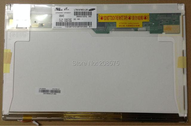 Envío Libre LTN141wd-l05 LP141wp1 B141pw03 B141pw01 N141c3 LTN141bt06 1440x900 nuevo para lenovo laptop